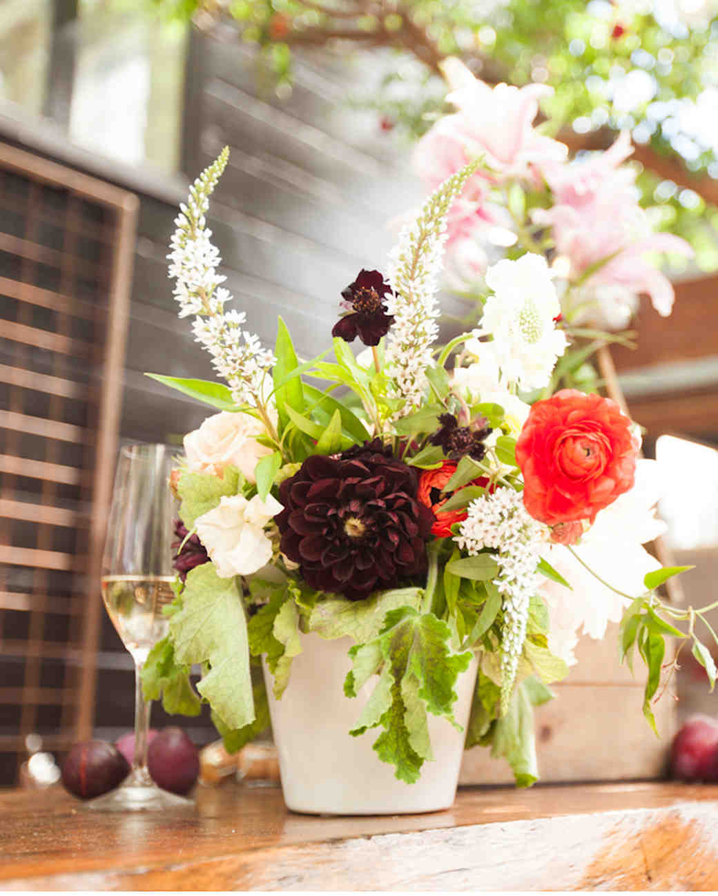 Wedding Flower Center Pieces: The Prettiest Bridal Shower Centerpieces