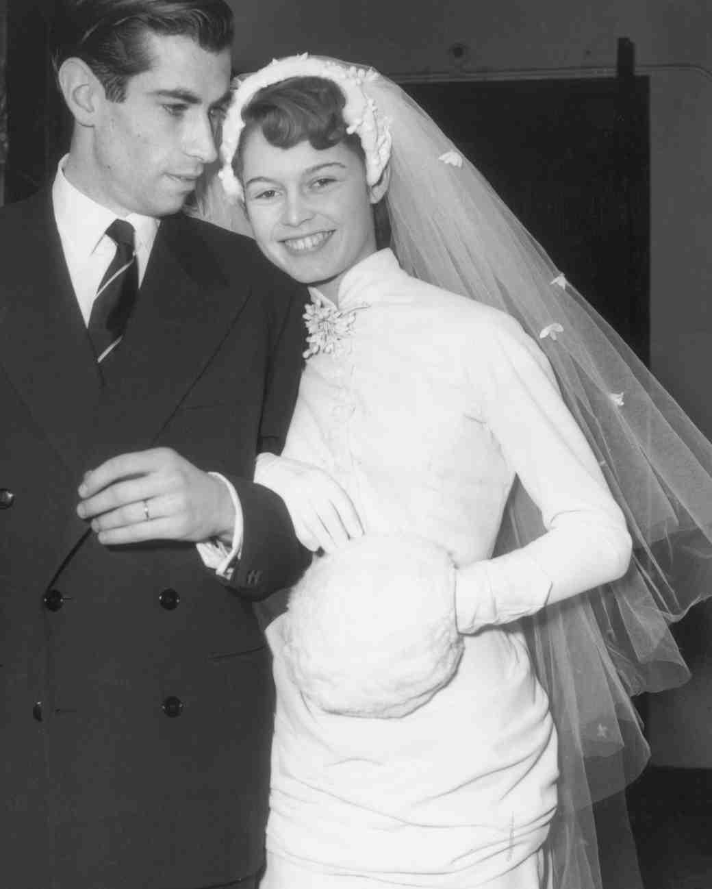 26 celebrity brides who wore unforgettable veils martha