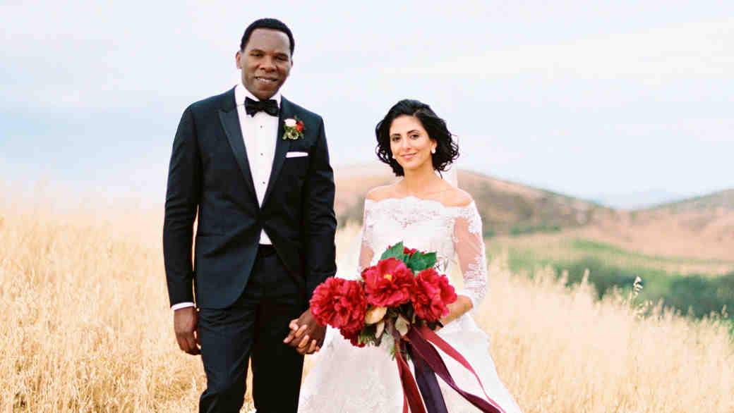 hana olu wedding california portrait