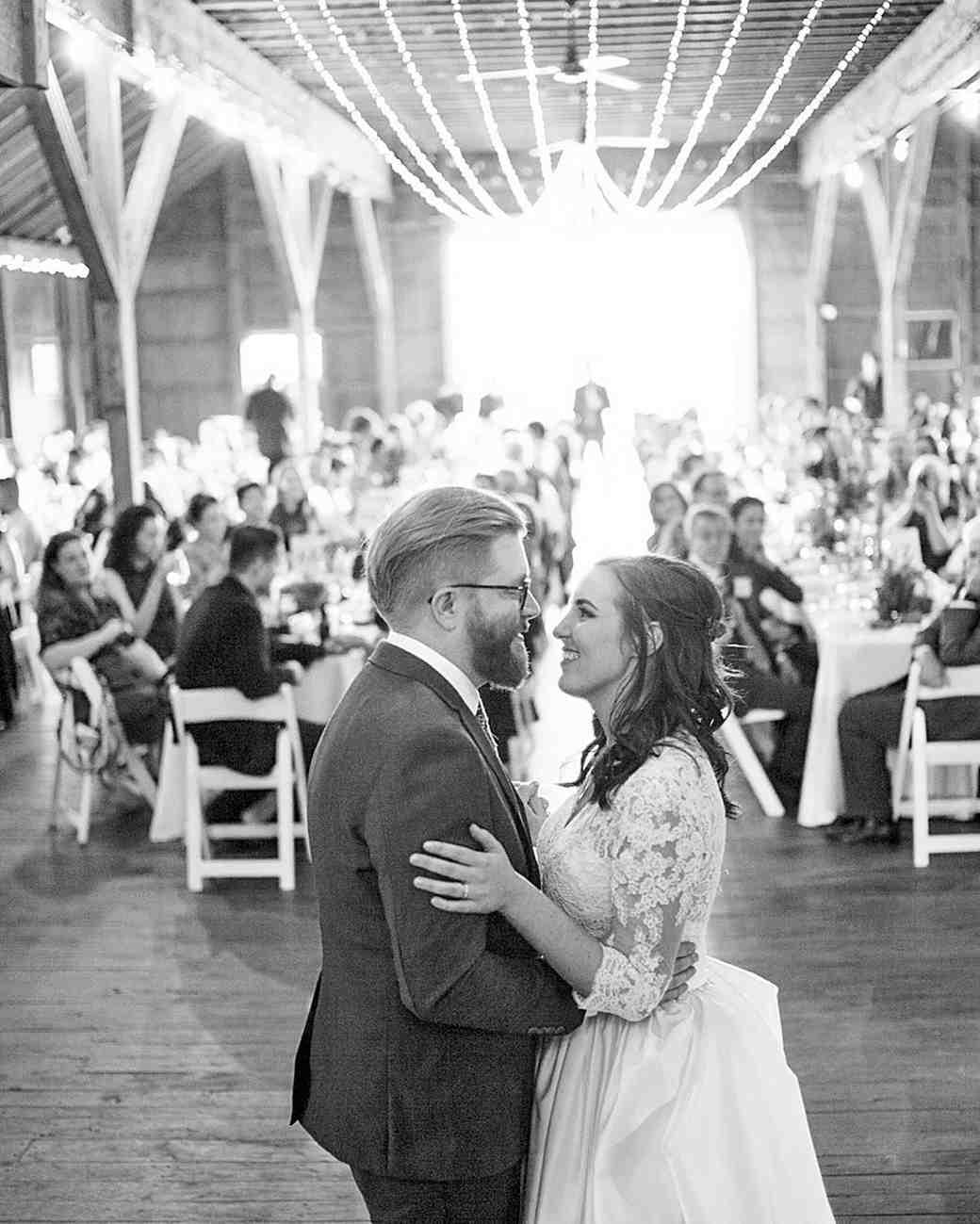 rachel elijah wedding first dance