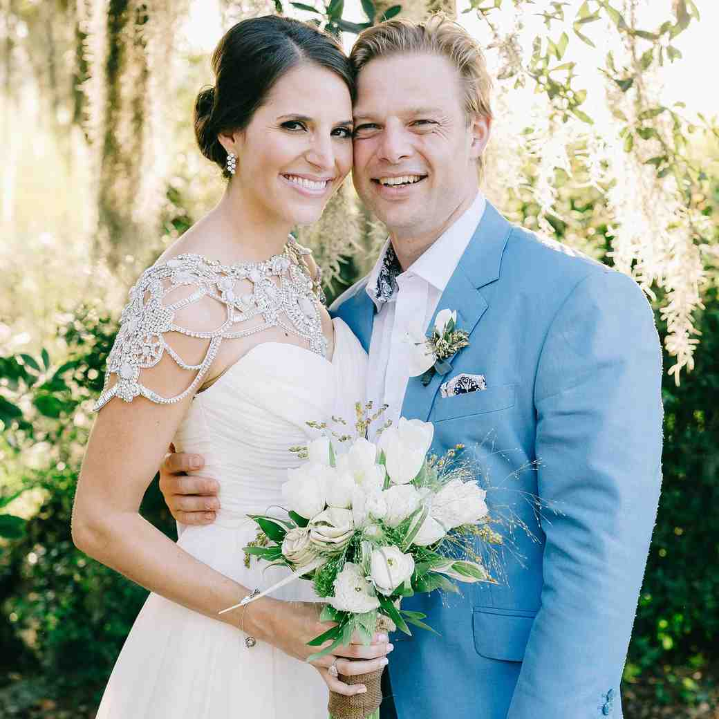 A Southern-Meets-Dutch Wedding in South Carolina