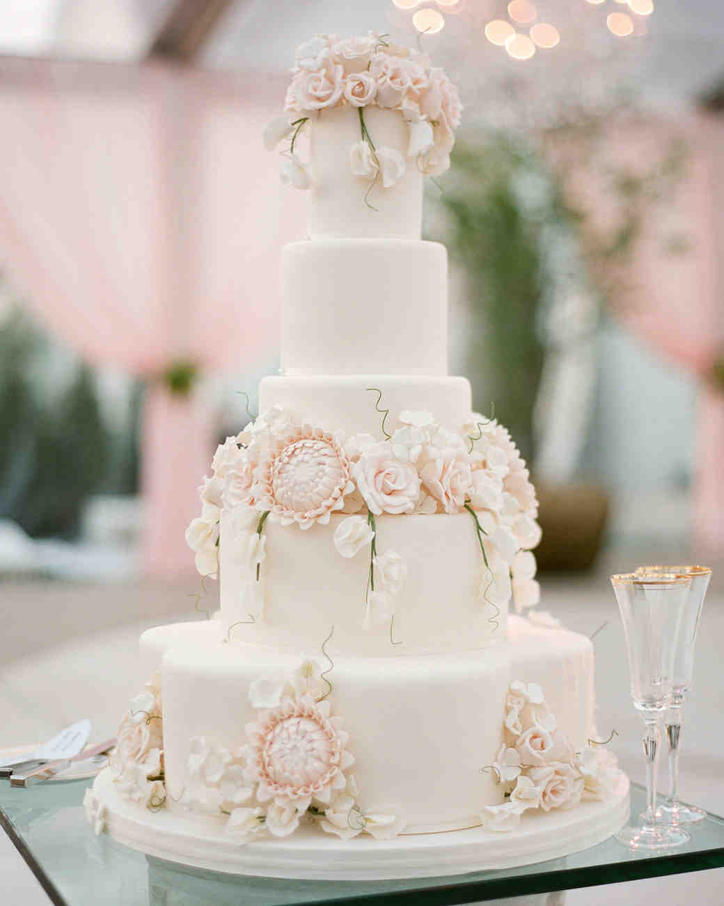 7 Delicious Vegan Wedding Cakes Martha Stewart Weddings