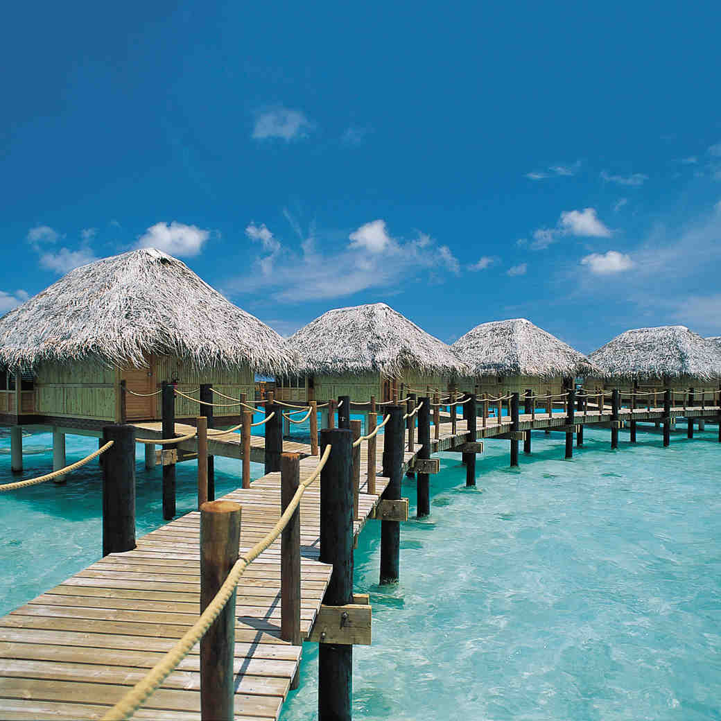 How to Pick an Overwater Bungalow Destination for Your Honeymoon