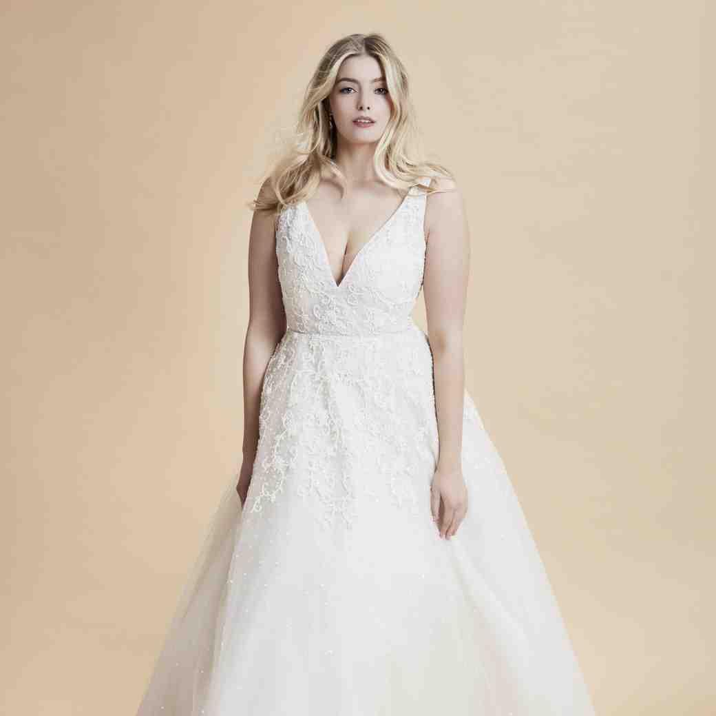 Anne Barge Versailles Dress
