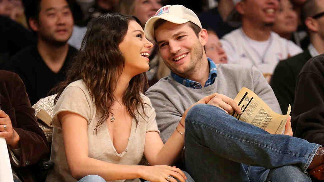 Ashton Kutcher Gave the Sweetest Tribute to Mila Kunis