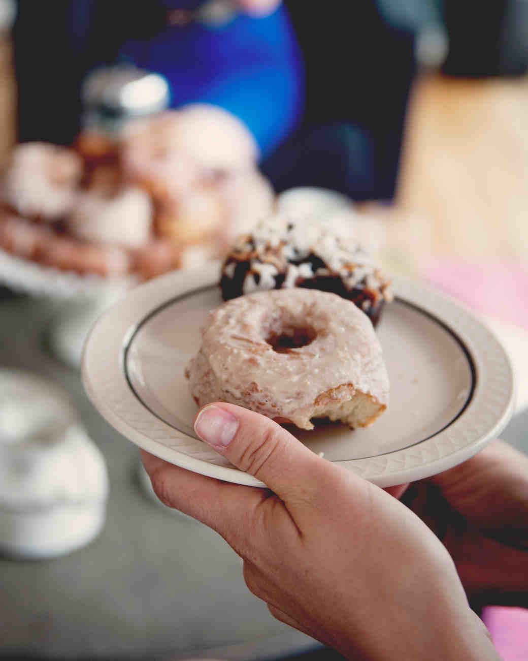 claire-thomas-bridal-shower-tea-two-donuts-on-plate-0814.jpg
