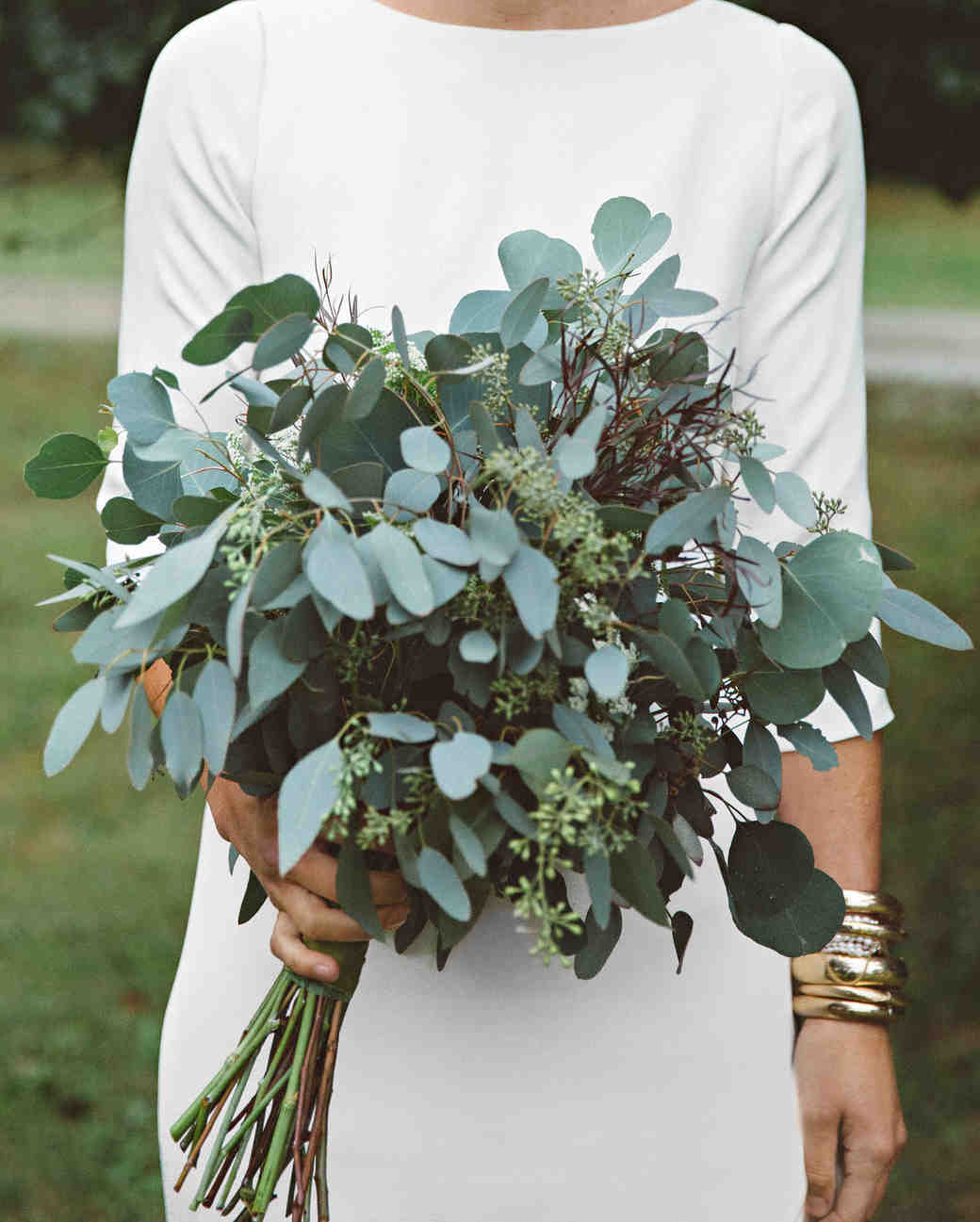 jessie tristan wedding tennessee bride bouquet