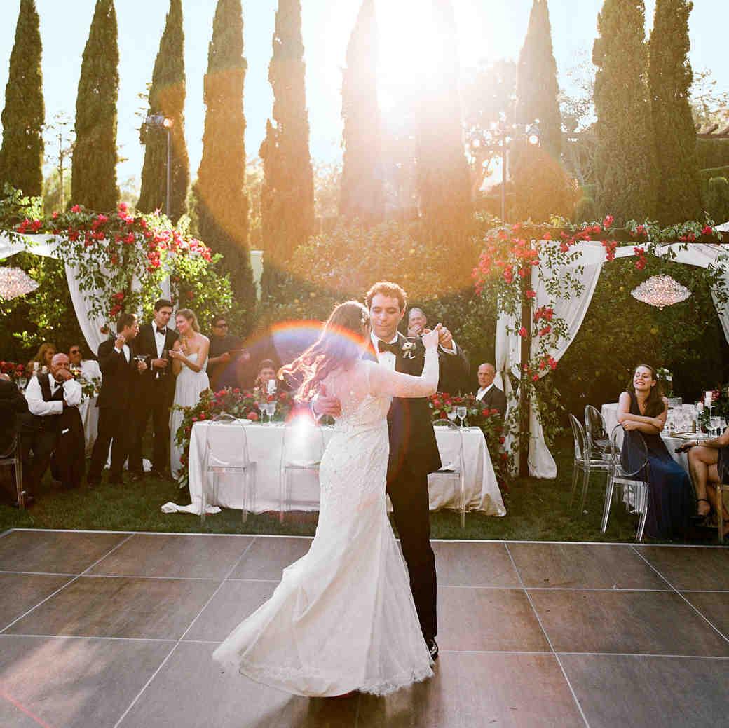 Mother Son Reception Dance Songs: Martha Stewart Weddings