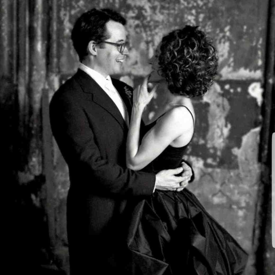 Sarah Jessica Parker and Matthew Broderick on their wedding day
