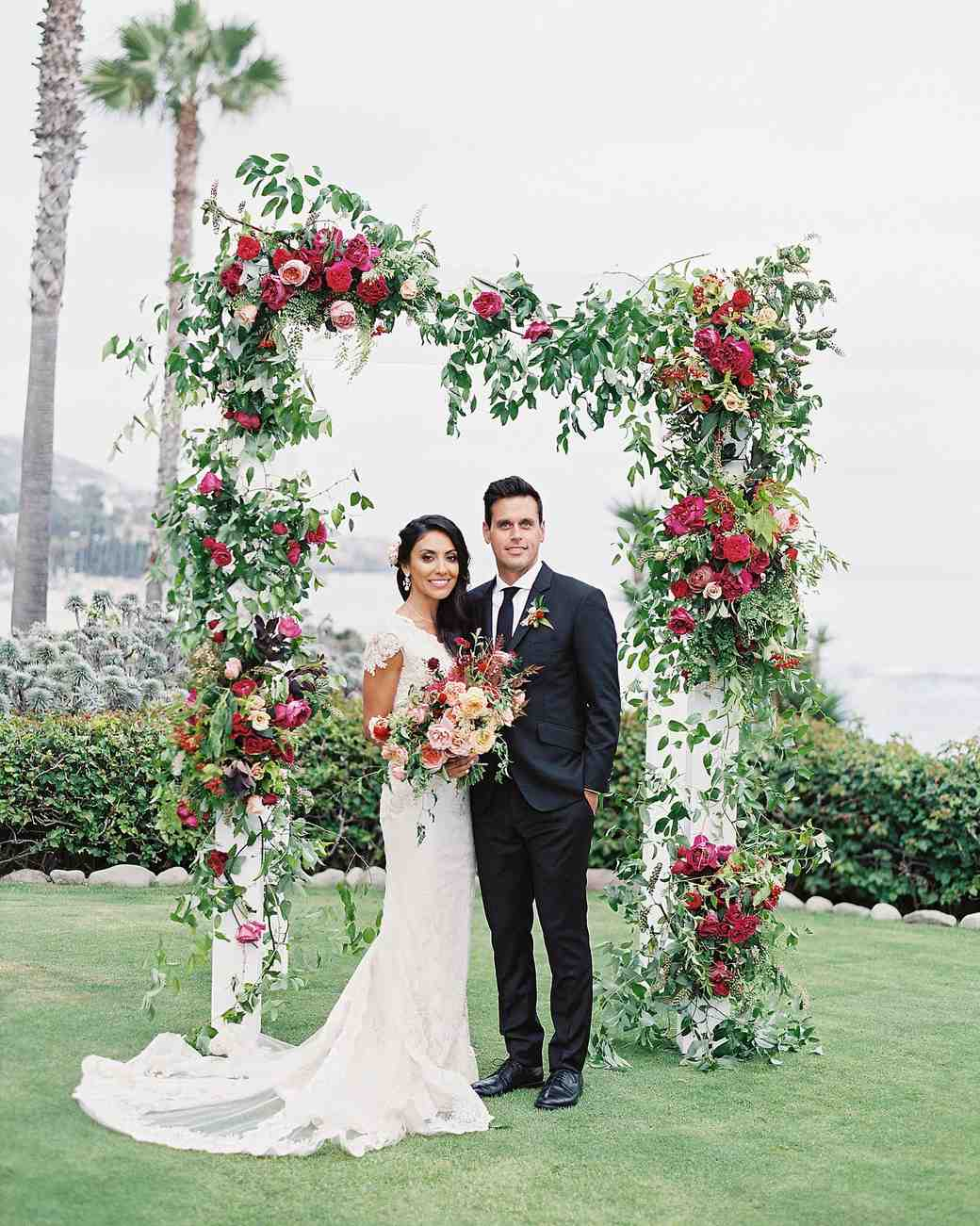 59 Wedding Arches That Will Instantly Upgrade Your
