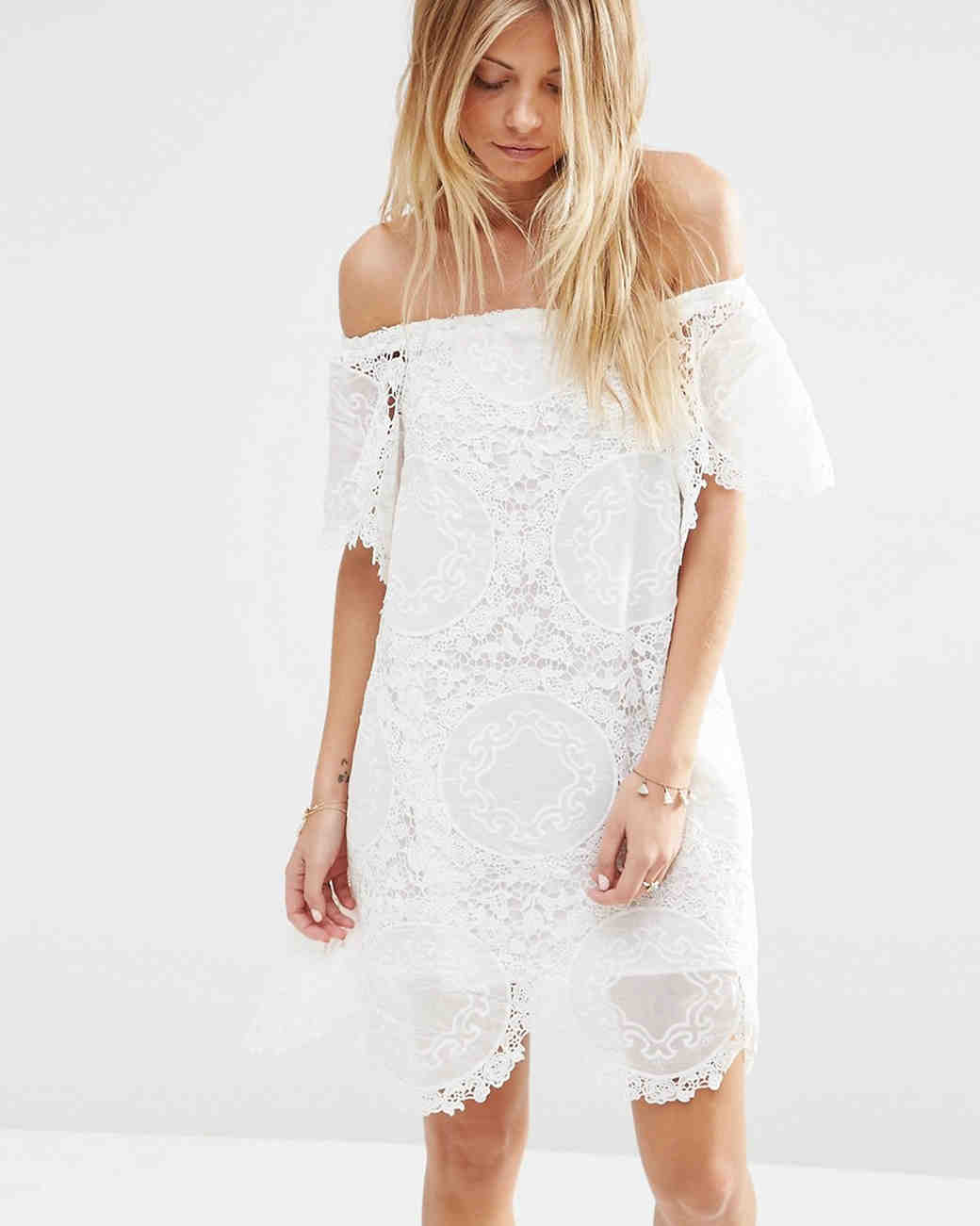 Best Dresses to Wear to a Bridal Shower This Spring Martha