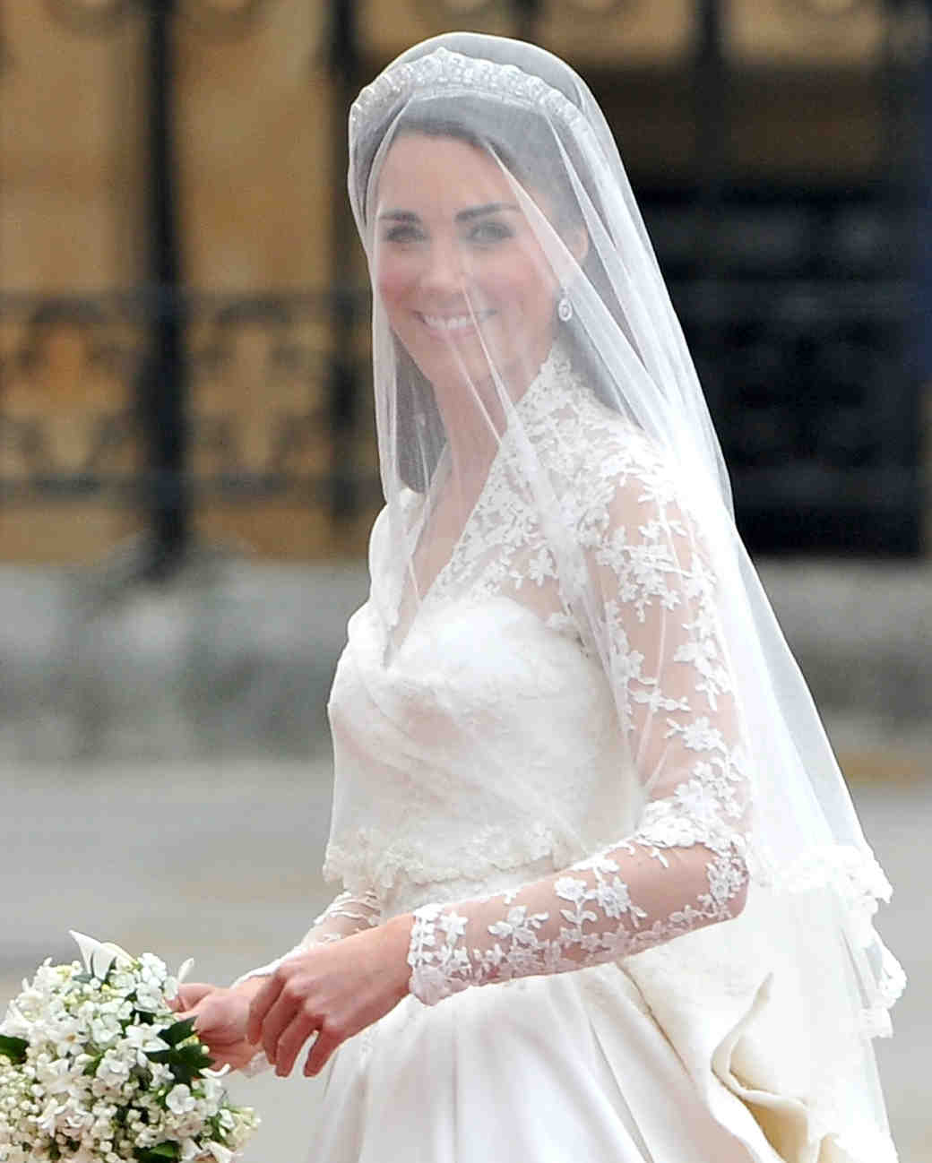 Celebrity Hairstyles For Weddings: 26 Celebrity Brides Who Wore Unforgettable Veils