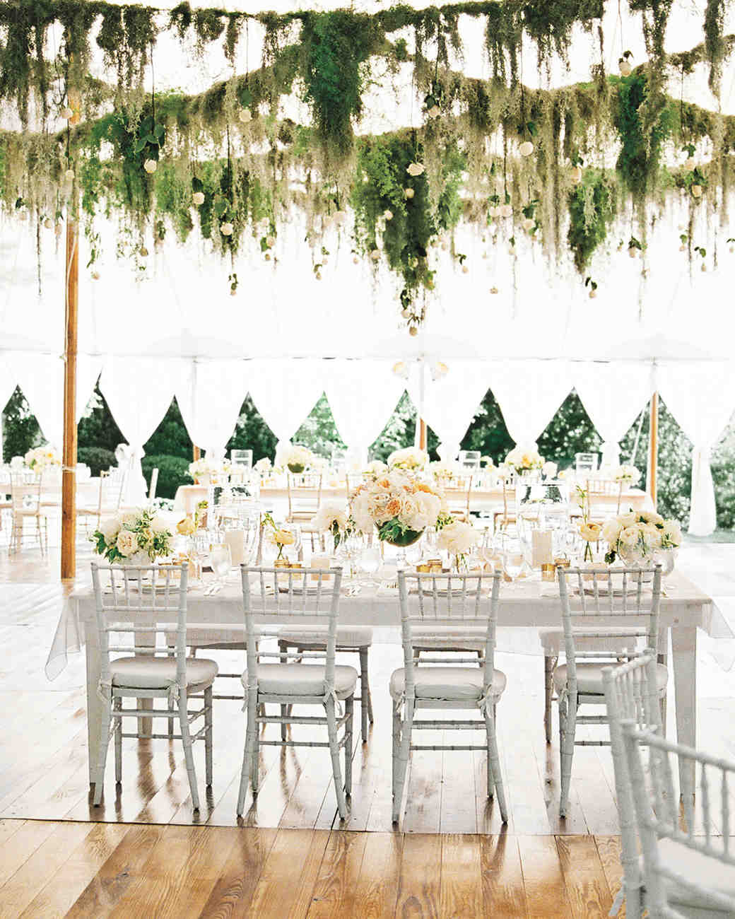 Lovely 33 Tent Decorating Ideas To Upgrade Your Wedding Reception | Martha Stewart  Weddings