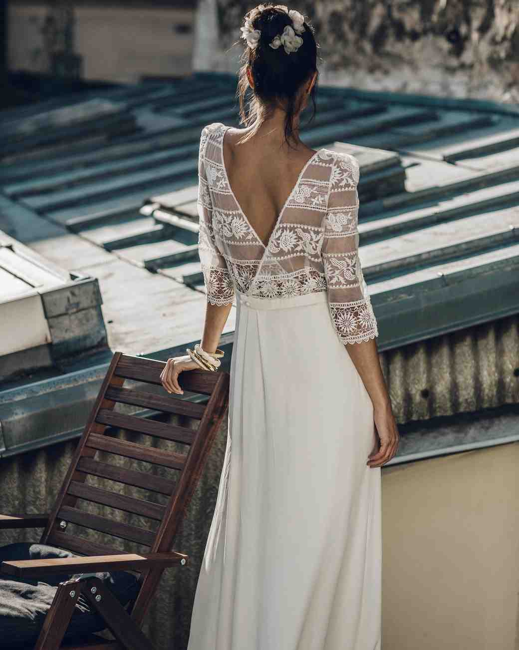 Laurent Nivalle gown