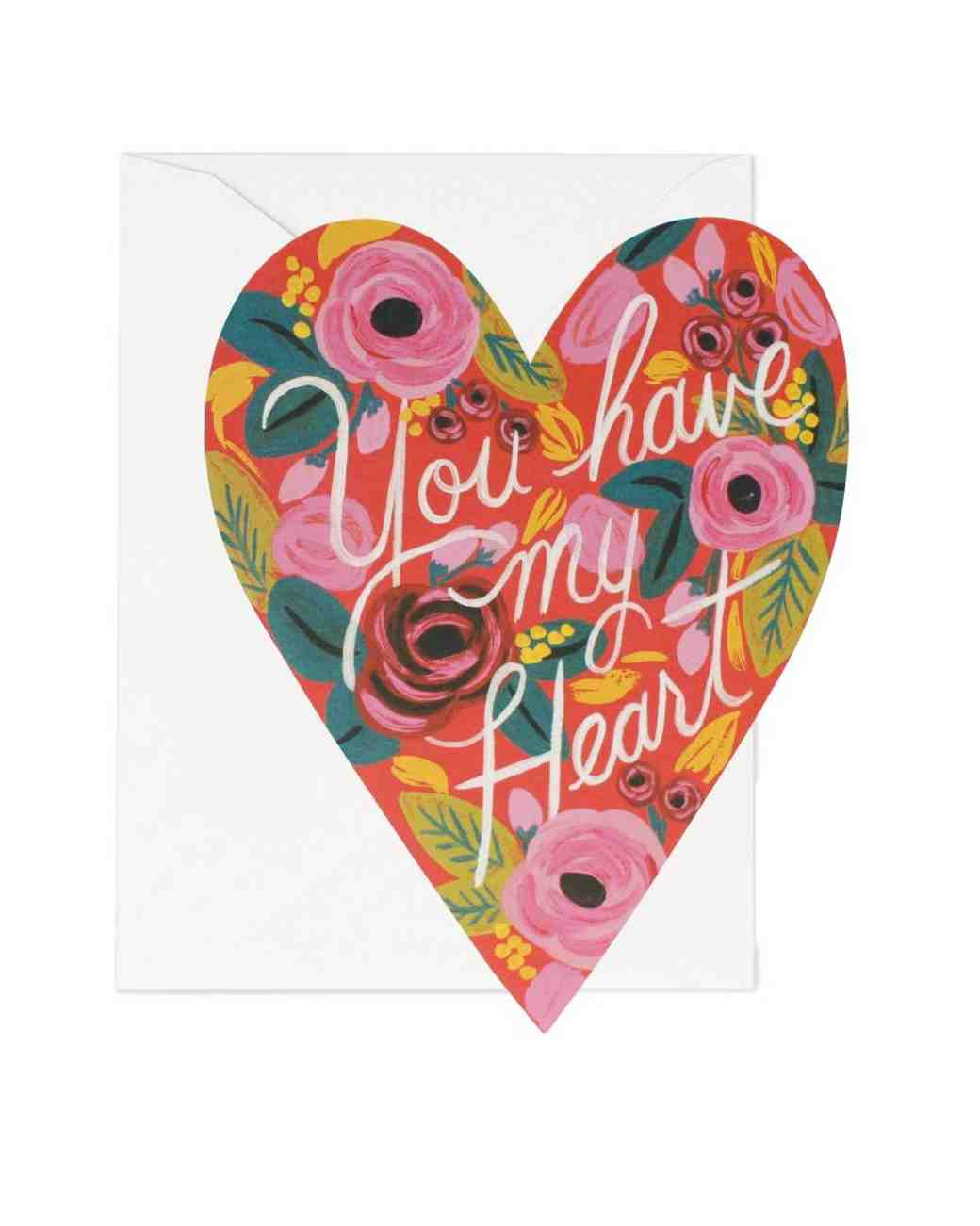 35 Valentines Day Cards We Really Love – Martha Stewart Valentines Day Cards