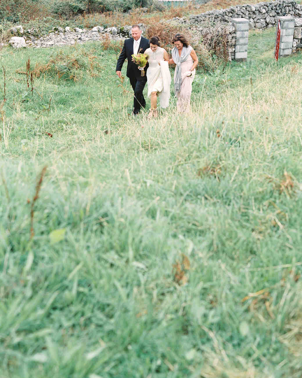 bride parents processional