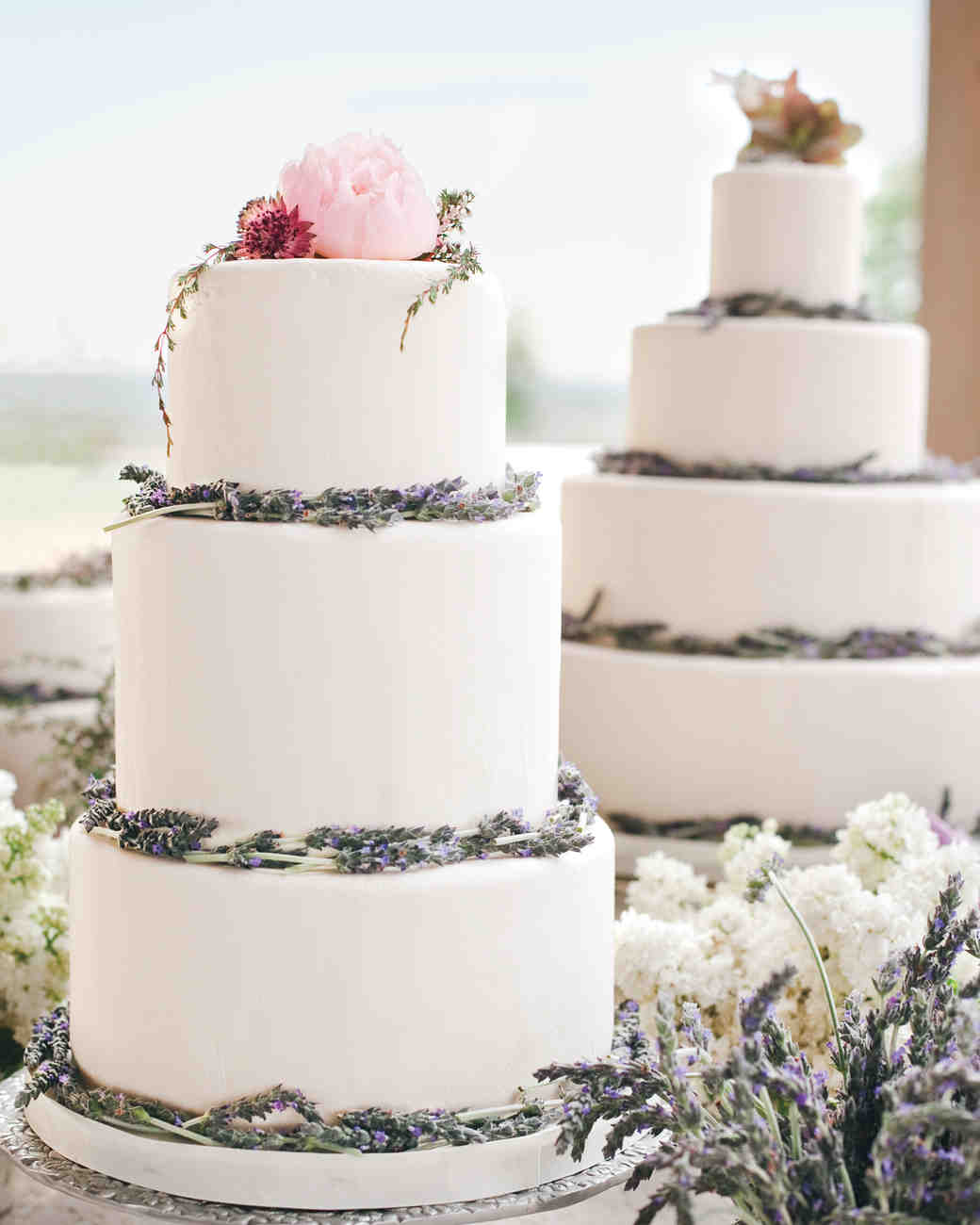 Wedding Cake Ideas Pinterest: Spring Wedding Cakes That Are (Almost) Too Pretty To Eat