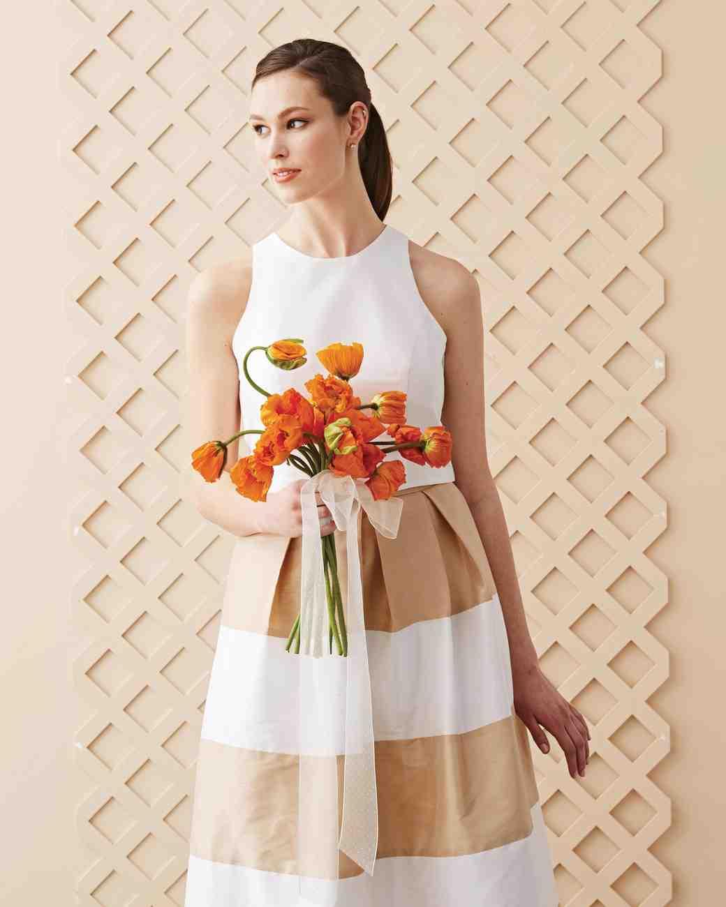 Bouquet of Orange Poppies