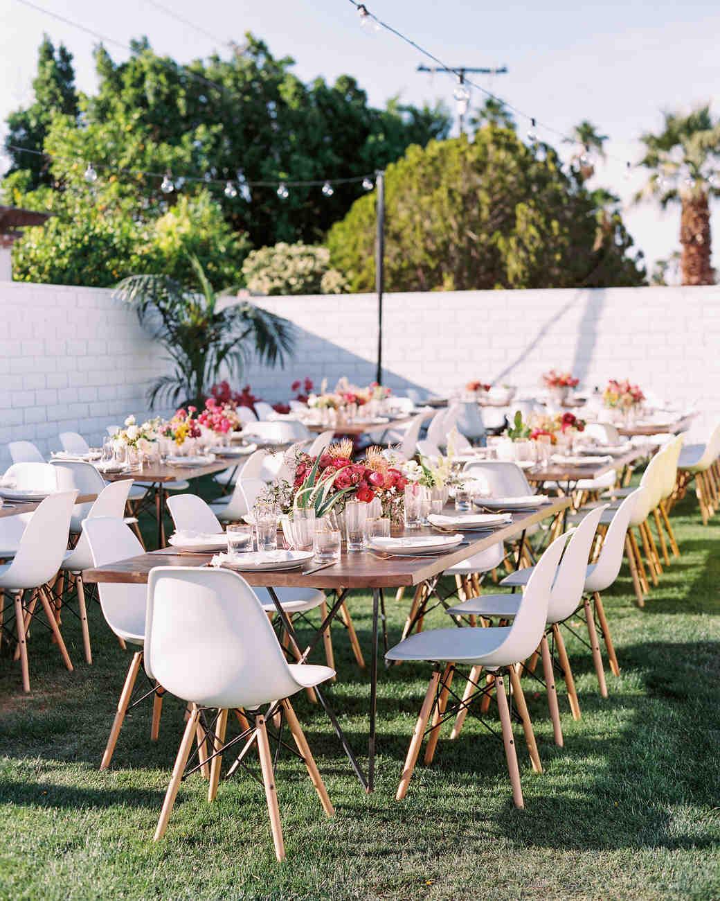 california tables outdoor