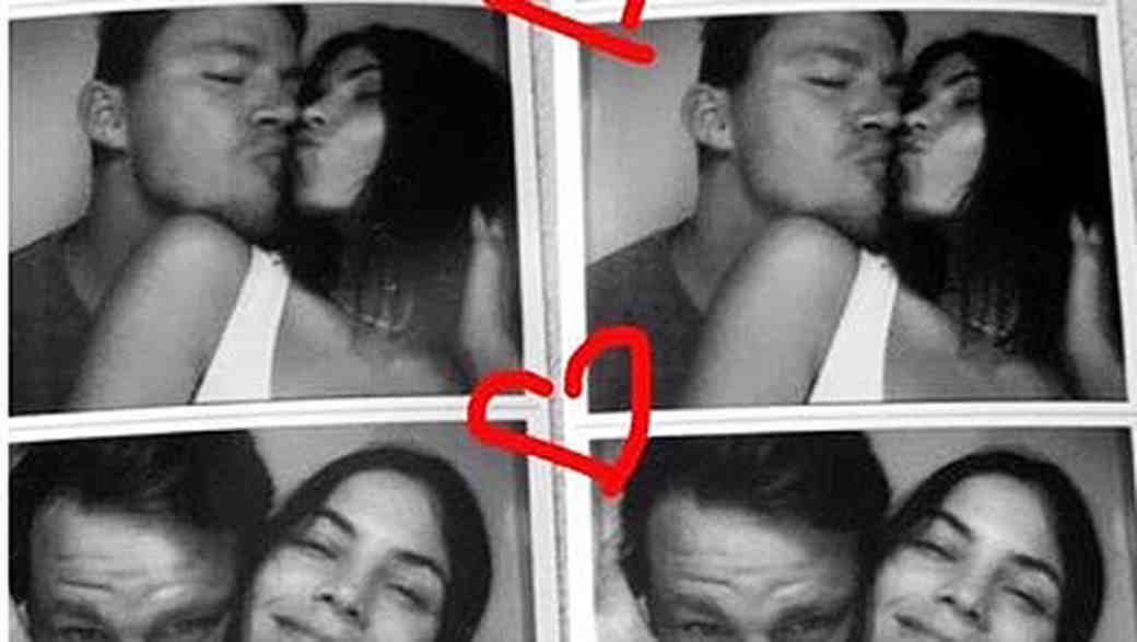 Channing Tatum and Jenna Dewan Tatum Anniversary Photos