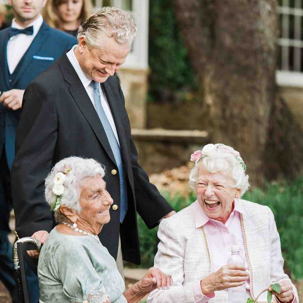 Flower Grandmas
