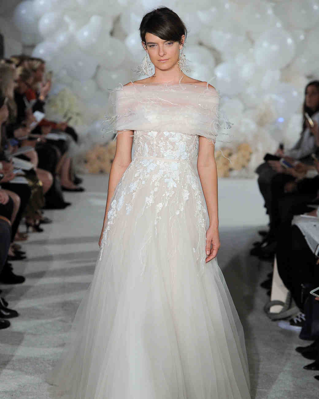 mira zwillinger wedding dress spring 2018 off-the-shoulder
