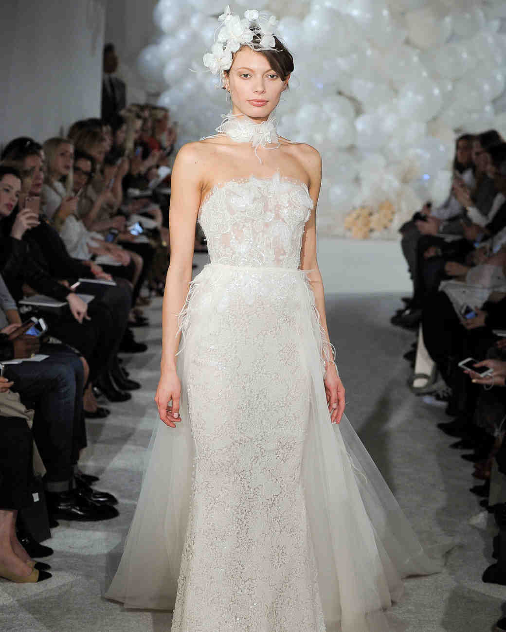 mira zwillinger wedding dress spring 2018 strapless