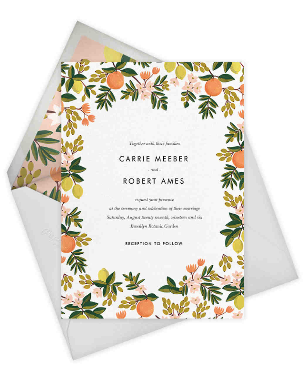 Must See Check Out Rifle Paper Co 39 S New Paperless Post Collection Ma
