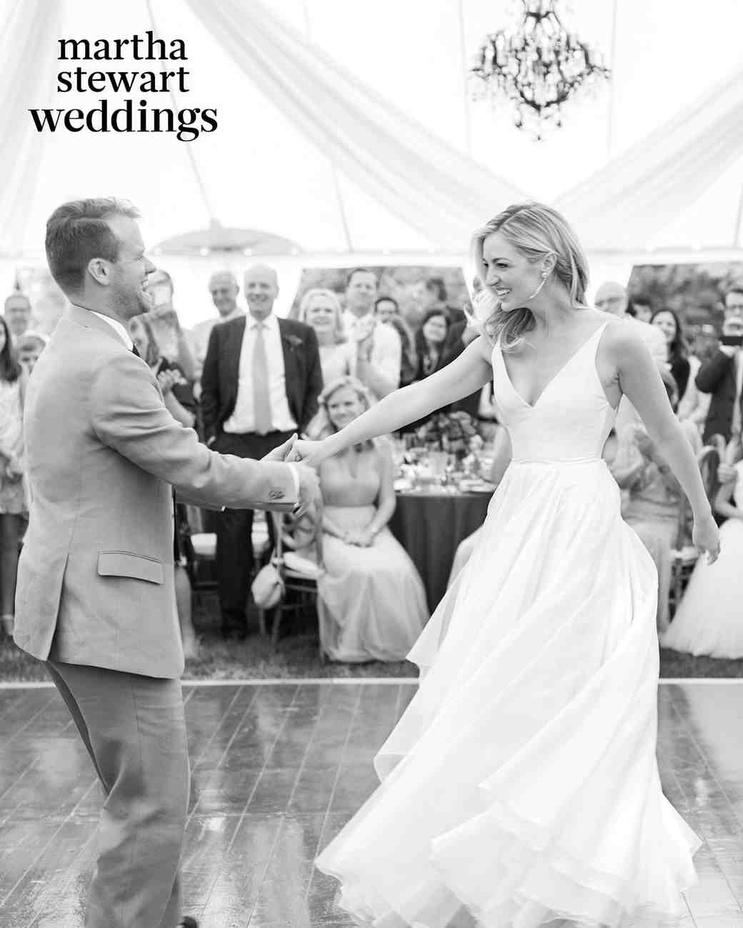 abby elliott bill kennedy wedding first dance