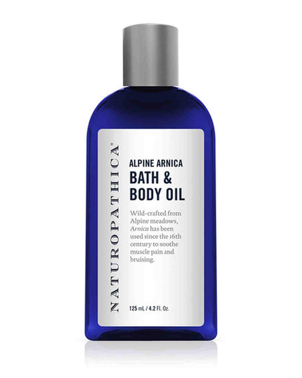 bath body oil