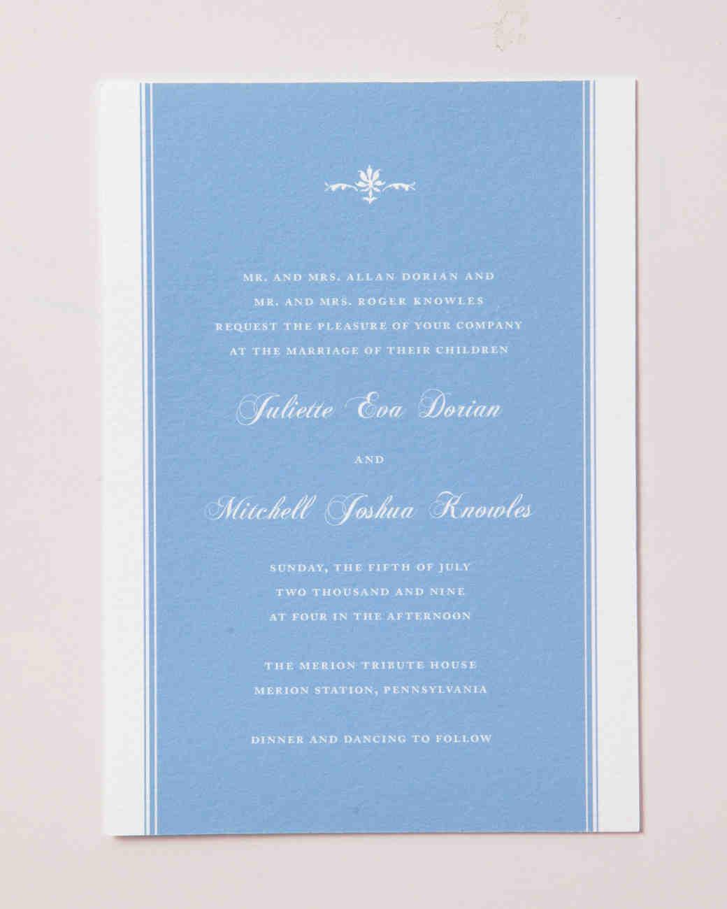 Beautiful Alternative Wedding Invitation Wording Ideas - Styles ...
