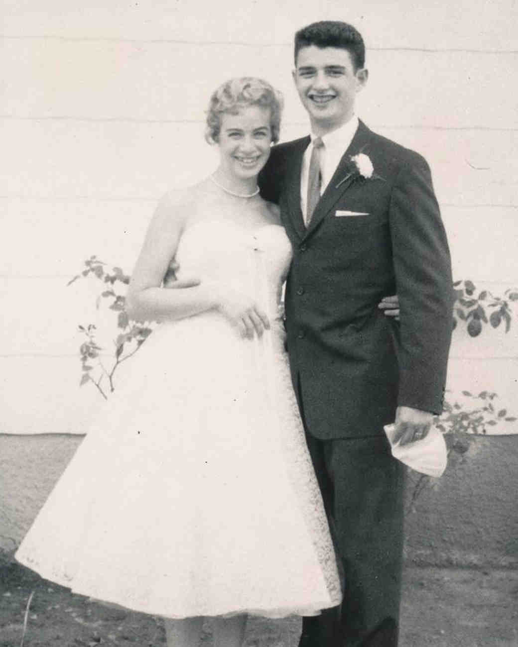 Carole King and Gerry Goffin Wedding Photo