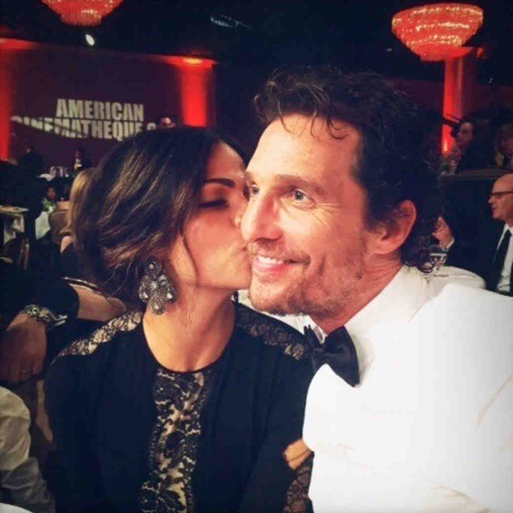 "Matthew McConaughey Opens Up About His Marriage to Camila Alves, Says He's ""Under Her Spell"""
