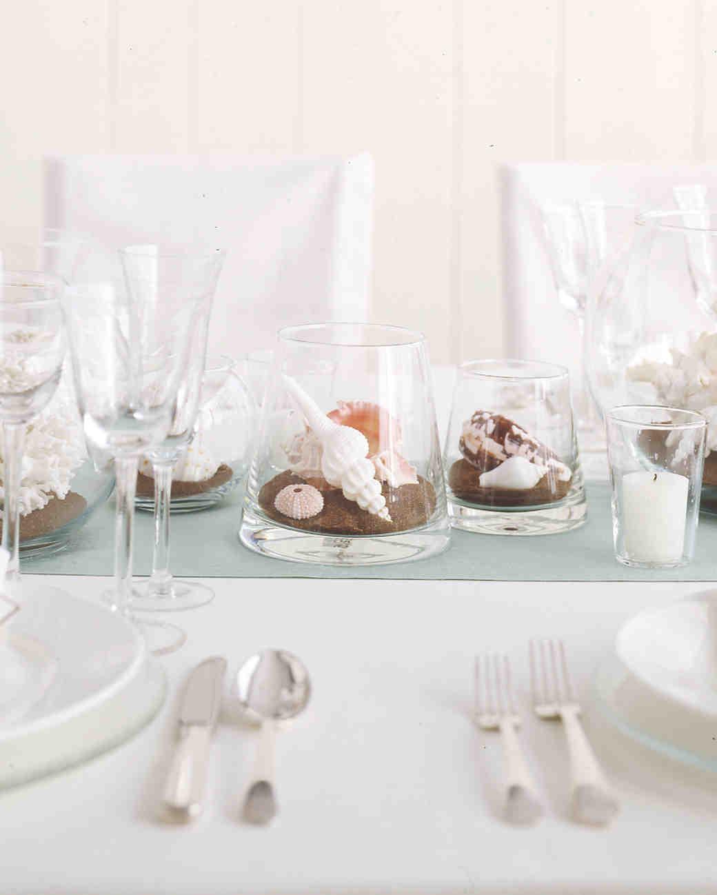 Beautiful 23 Beach Wedding Ideas You Can DIY To Make A Splash At Your Seaside Bash |  Martha Stewart Weddings