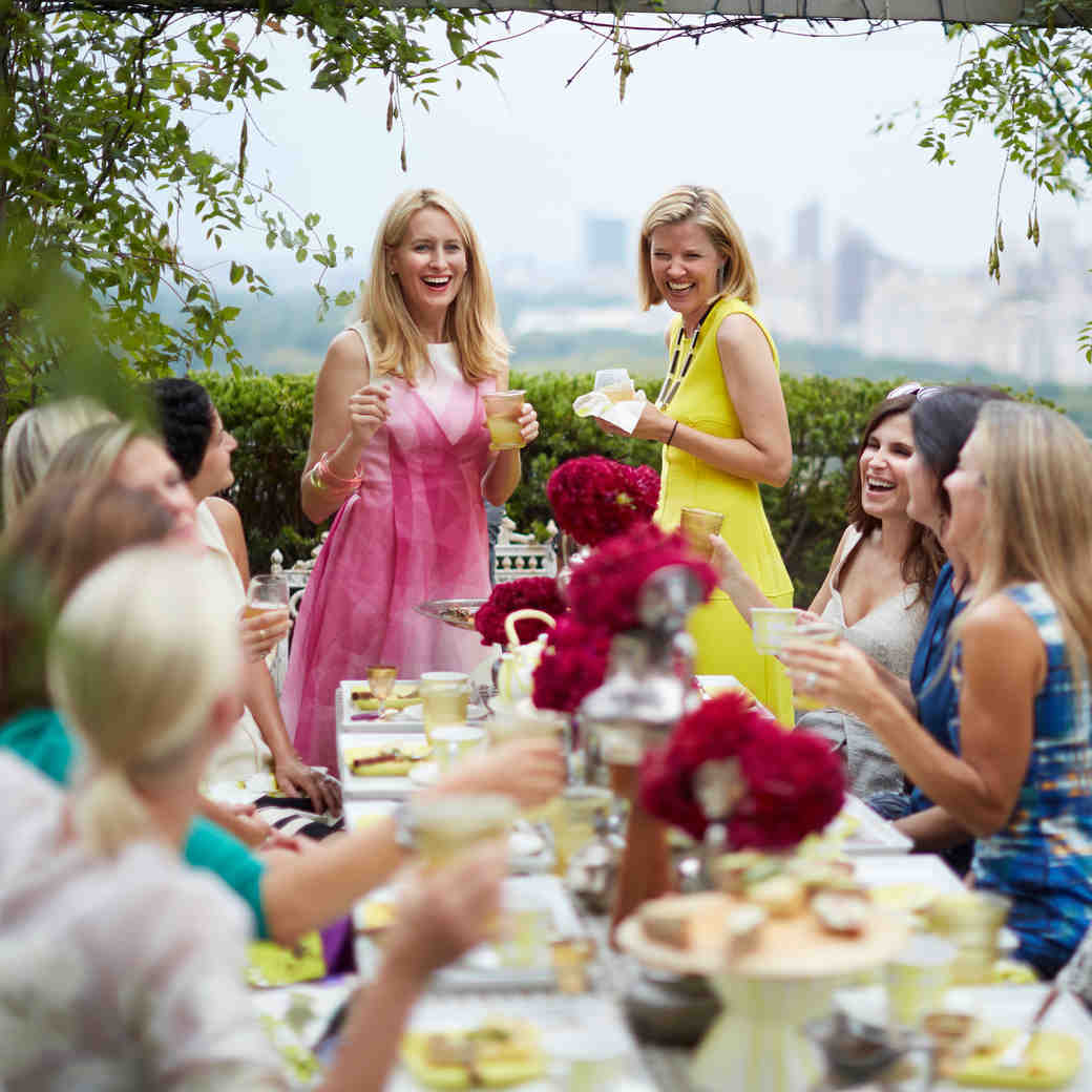 8 Elements of an Unforgettable Bridal Shower