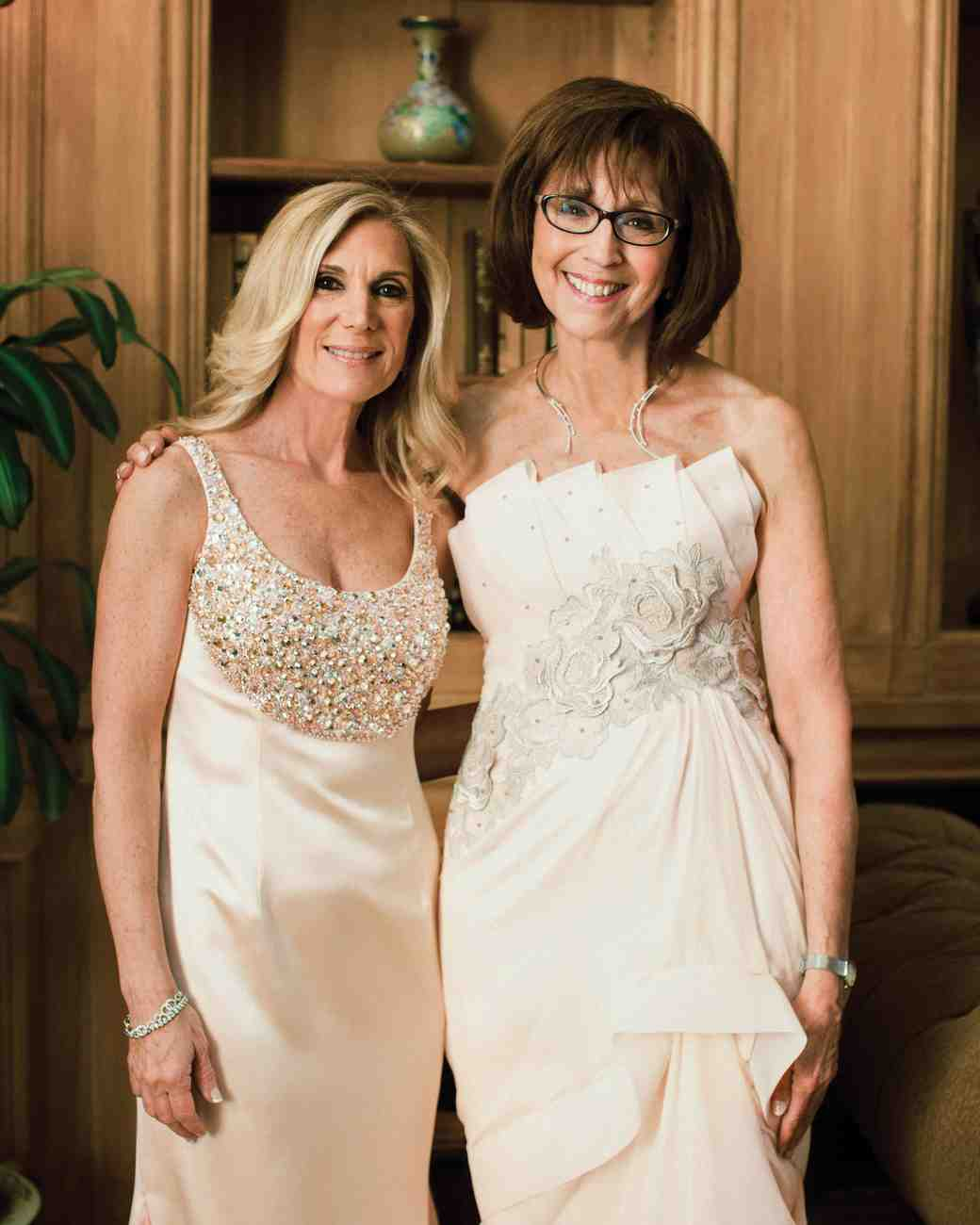 Vintage Wedding Dresses Nyc: Mother-of-the-Bride Dresses That Wowed At Weddings