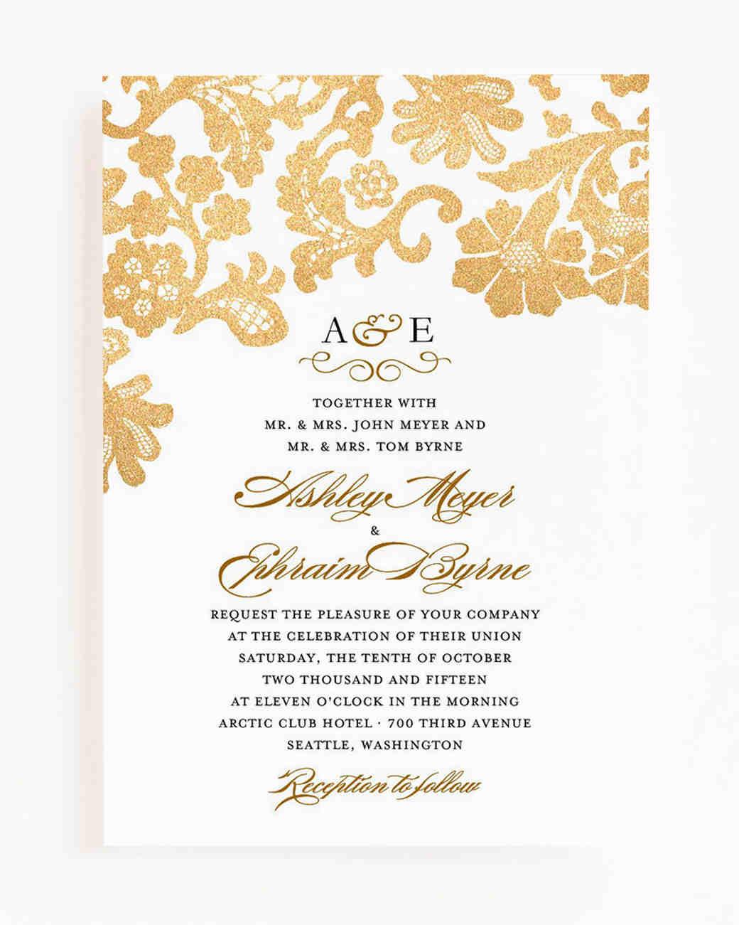 Wedding Paper Divas Bridal Stationery Martha Stewart