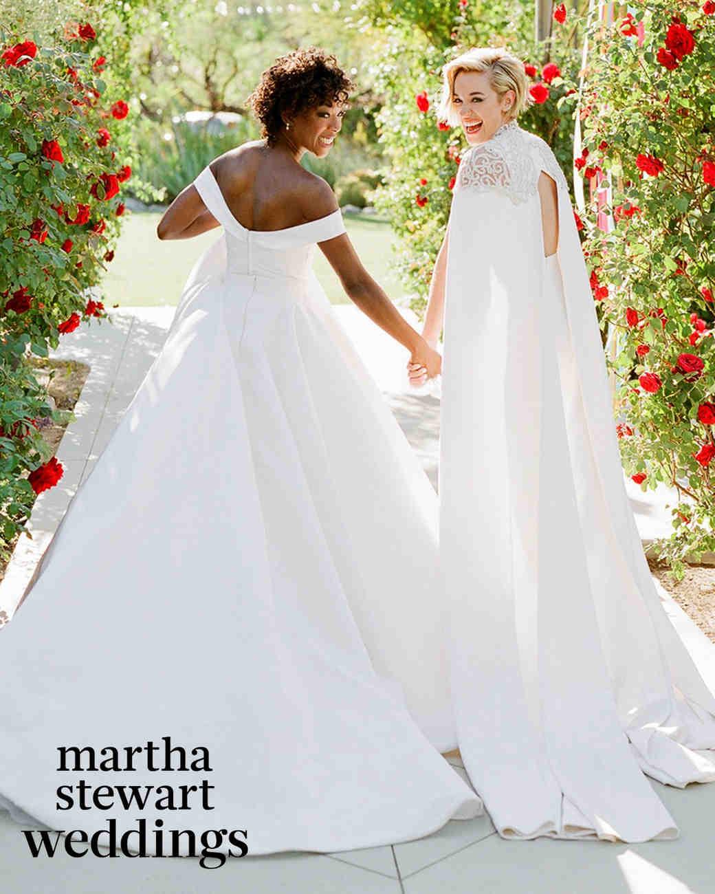 Exclusive See Samira Wiley And Lauren Morelli S