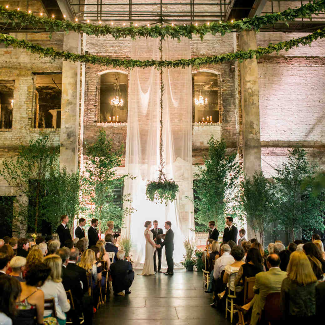 Wedding venue ideas martha stewart weddings for Wedding reception location ideas
