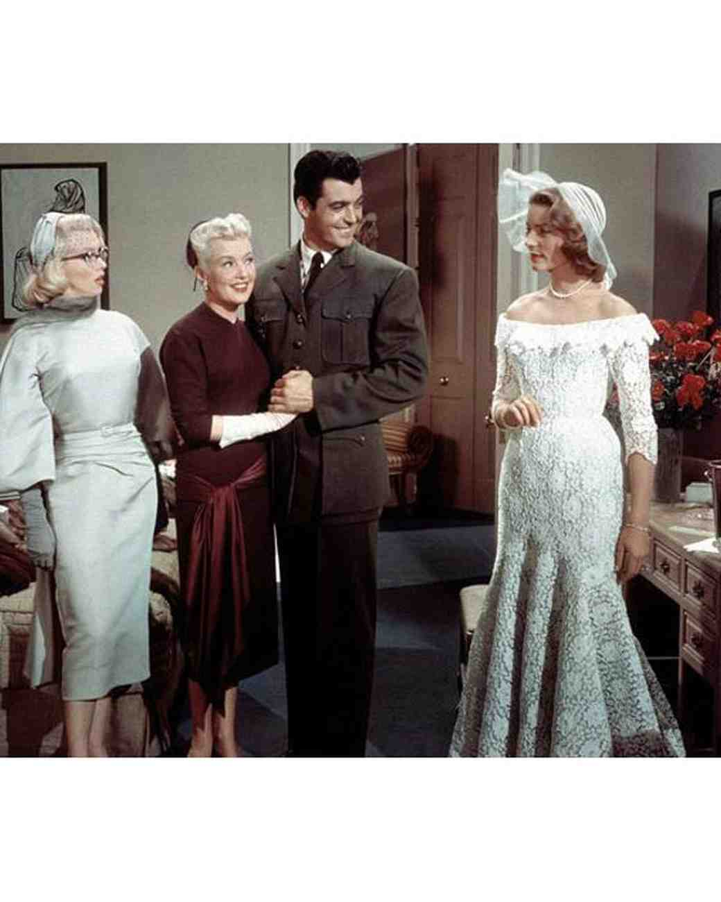How to marry a millionaire dress