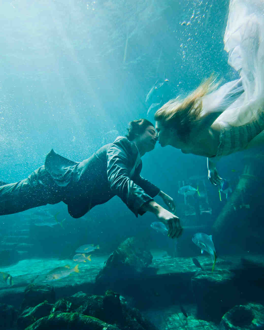 10 Crazy-Adventurous Ways to Get Married