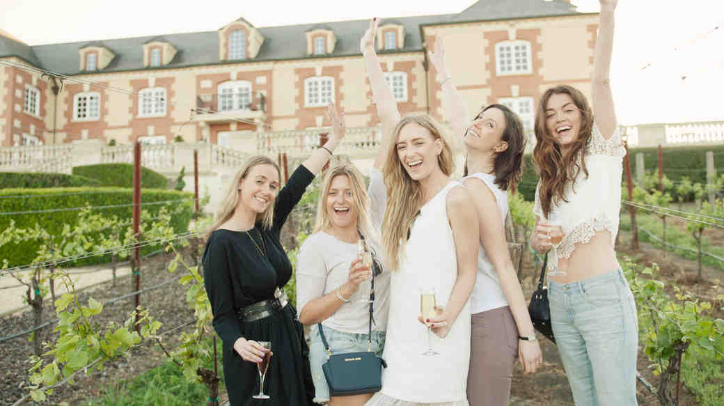 How to Tell Your Bridesmaids What You Really Want Your Bachelorette Party to Be Like