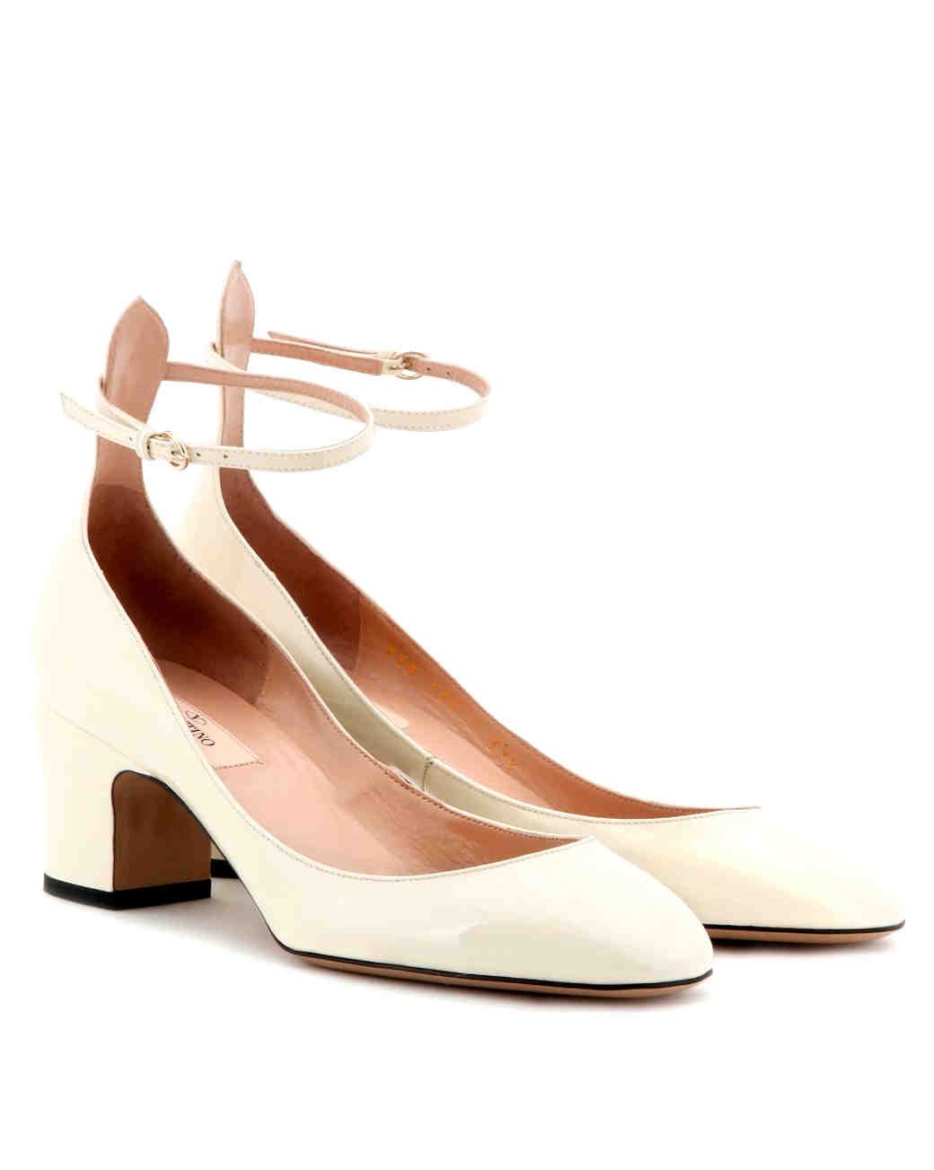 "Valentino ""Tango"" patent-leather pumps"