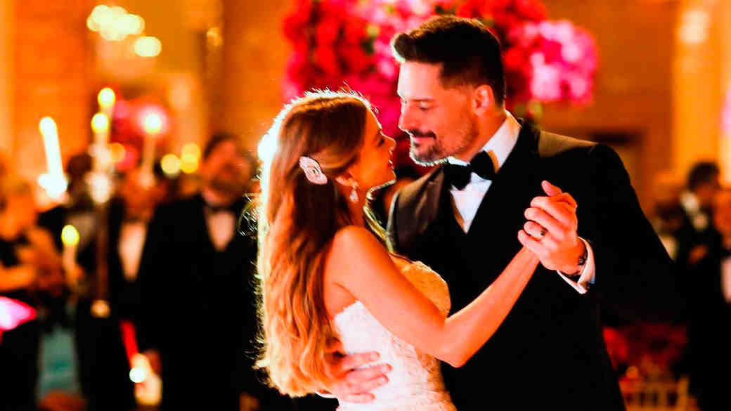 Happy One-Year Anniversary to Sofía Vergara & Joe Manganiello!