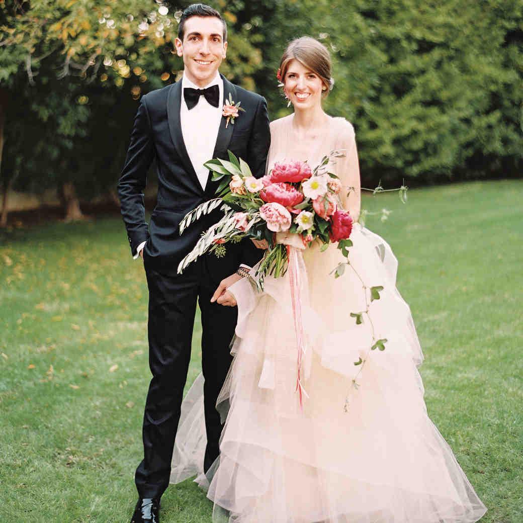 Go Inside the Couple Behind Studio DIY's Colorful California Wedding