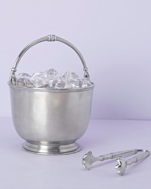 ice bucket set tongs
