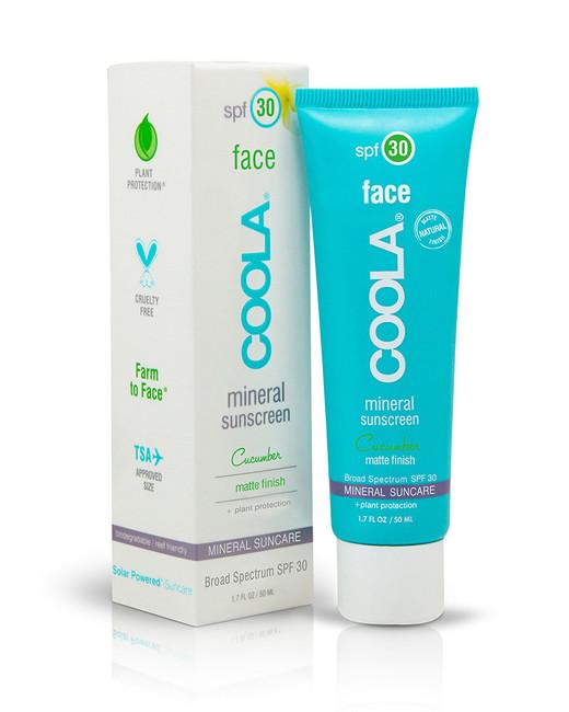physical sunscreens coola