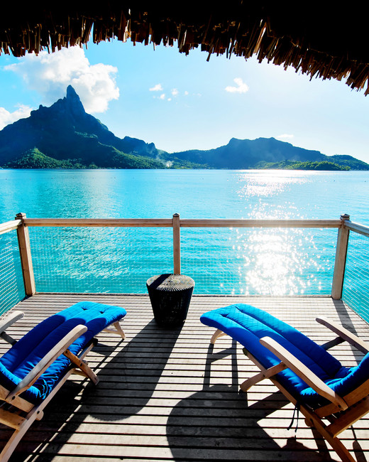 romantic destination bora bora