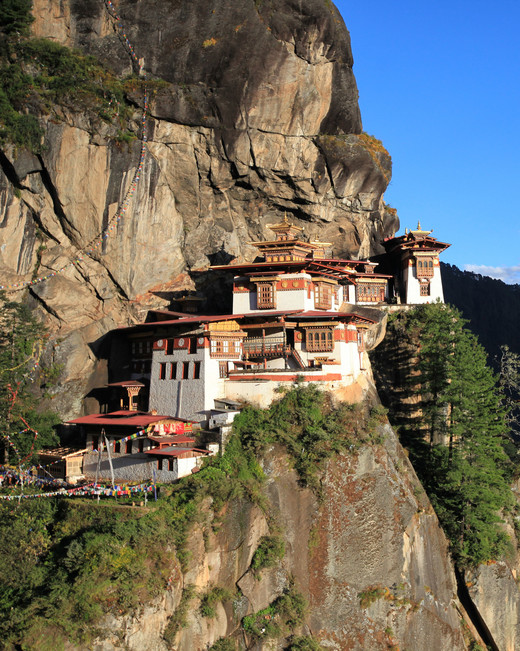 romantic destination bhutan tigers nest