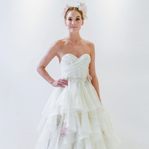 watters sweetheart wrap wedding dress spring 2018